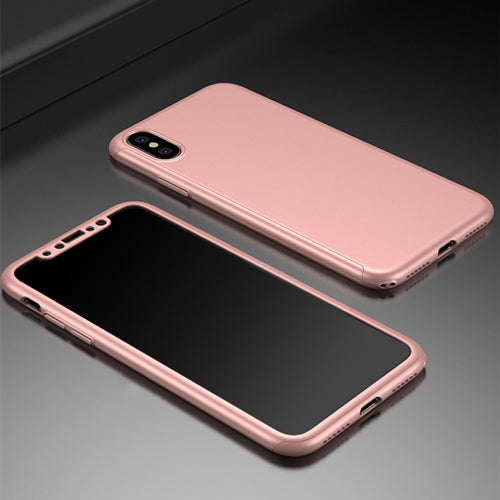 360° Ultra Thin Defender Case for iPhone X