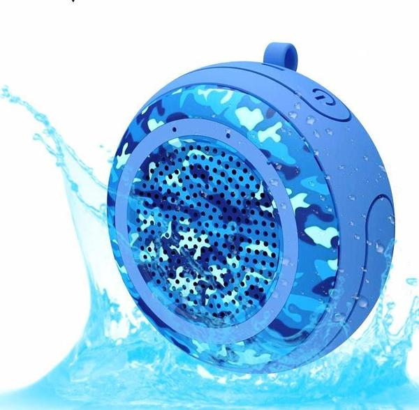 FLOATMUSIC - Mini Bluetooth Waterproof Floating Speaker