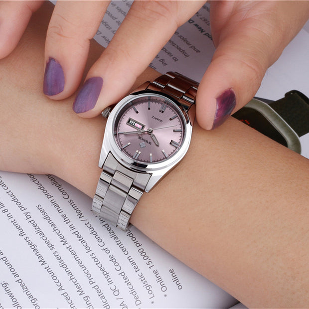 WWOOR™️ - Woman Quartz Watch