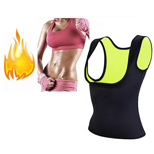 Thermo Sauna™️ - Shape-Up Women Sport Vest