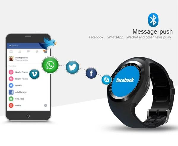 2018 Smartwatch for iPHONE