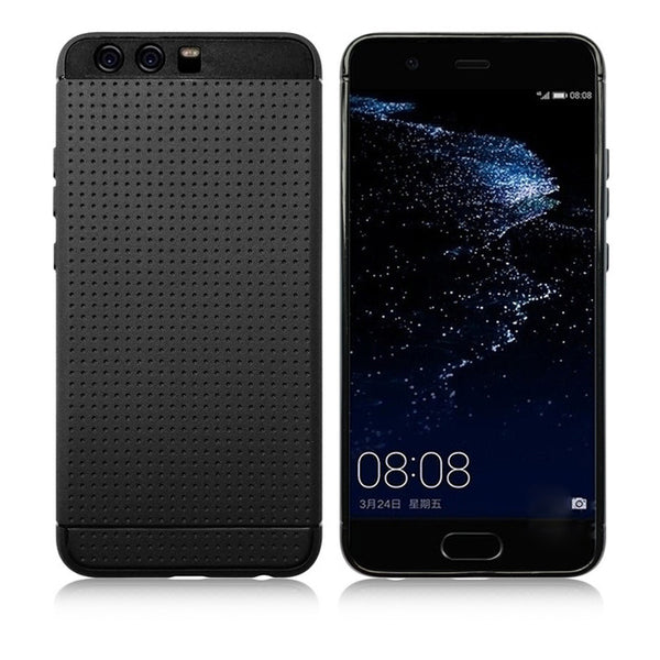 newest 77470 670c6 LOOK breathable case for Huawei P10/P10+