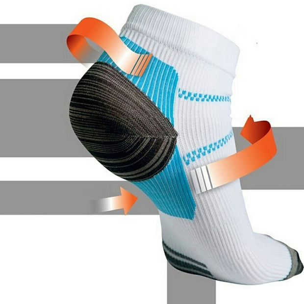 Miracle Foot® - plantar compression socks