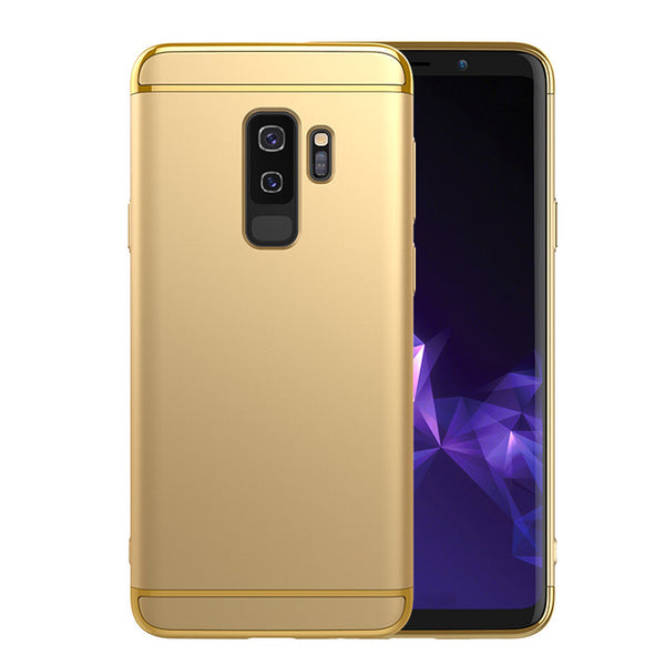 best cheap 05358 2c6f6 Luxury GOLD case for Samsung S9/S9+