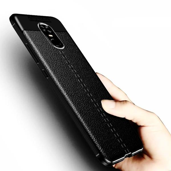 Hybrid leather effect and Autofocus case for Xiaomi