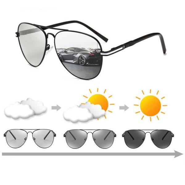 Fusion® - Intelligent Photochromic sunglasses