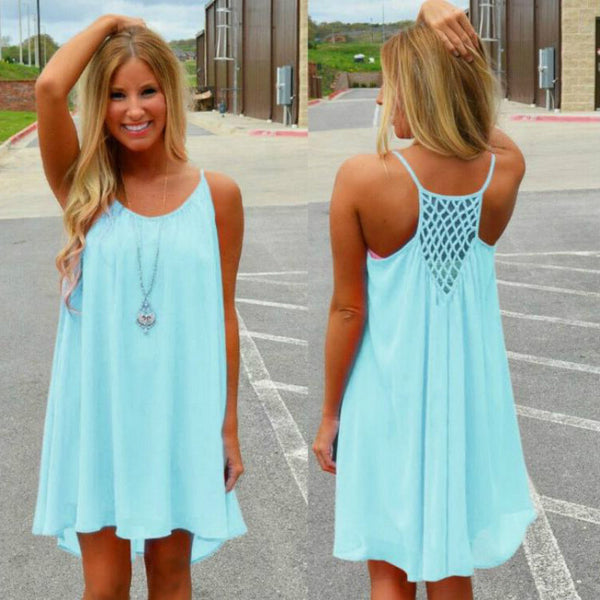 Beach Summer® - day and night light dress