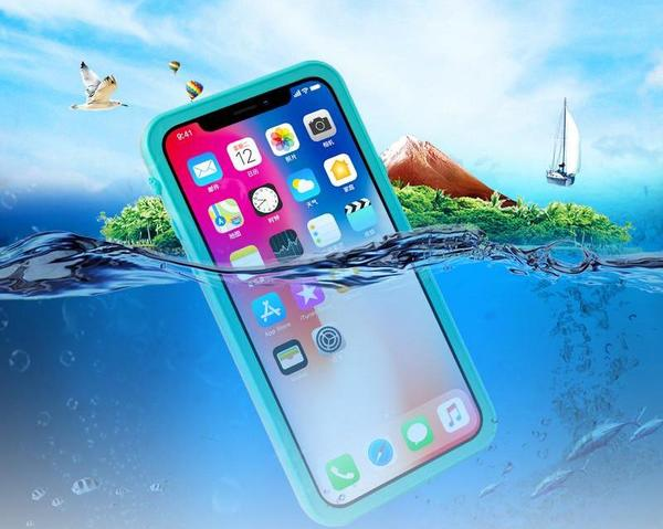lowest price b6ec4 ba487 Total protection Underwater case - for iPhone X – Youtlet