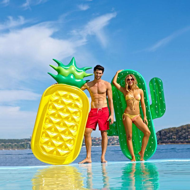SUPER FRESH - king-size inflatable mats Summer 2018