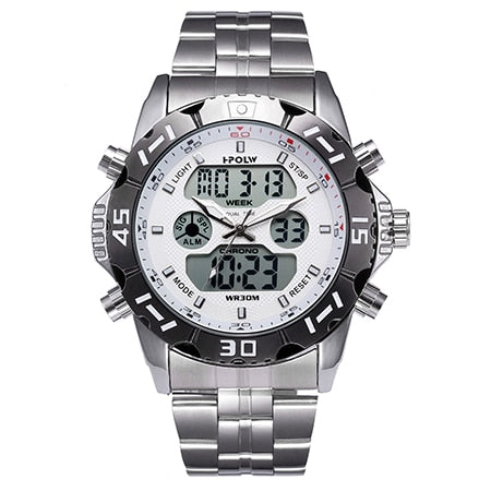HPOLW CHRONO® -Digital quartz nautical watch