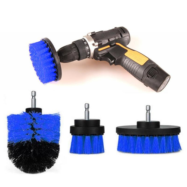 Deep cleaning kit (3 brushes)