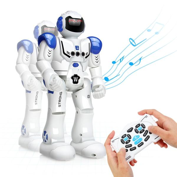 iRoBot - dancing and singing smart robot