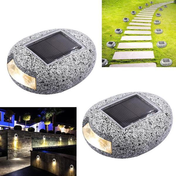 Stone® - Waterproof outdoor lamp stone-shaped