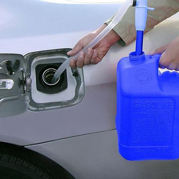 ELECTRIC siphon pump for cars (and other purposes)