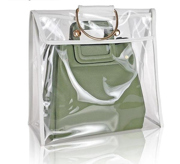 Clear Bag® - the anti-dust bag perfect for full wardrobes