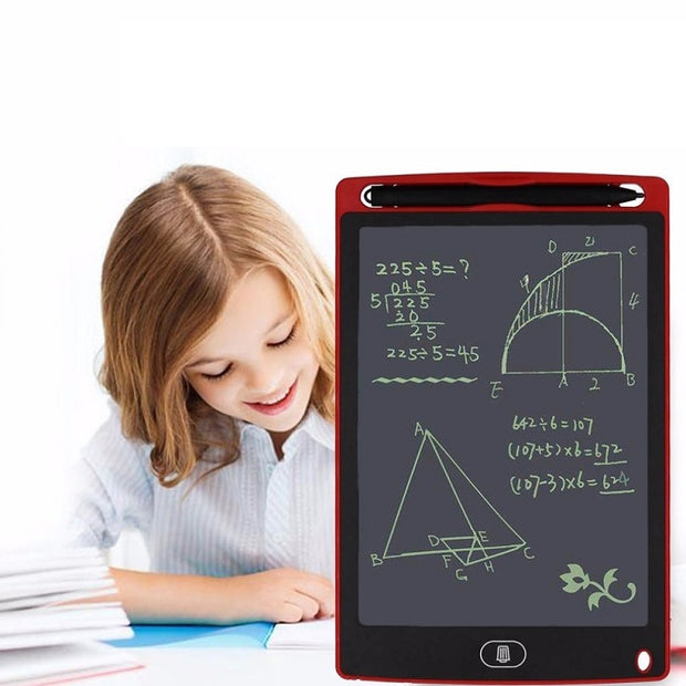LCD tablet to draw, educate, learn