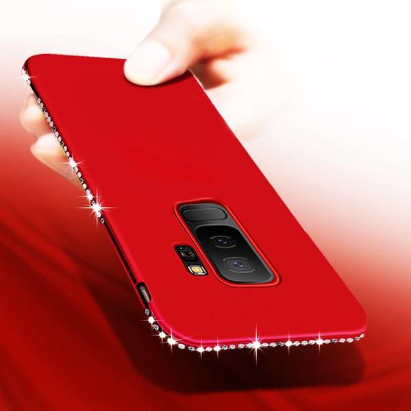Luxury case with glitter for Samsung