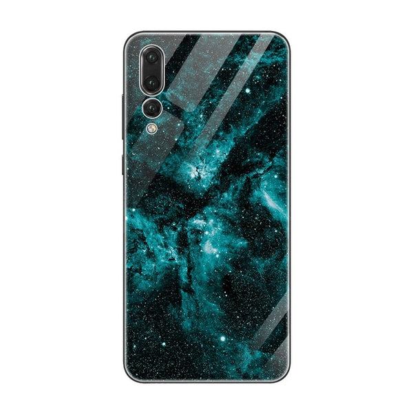 UNIVERSE tempered glass case for Huawei