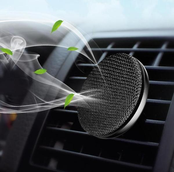 MiniAroma for car vents