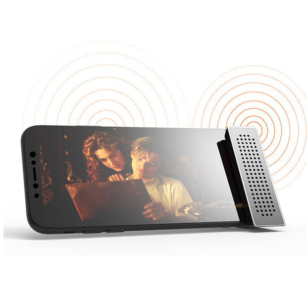 PlugIN speaker for Smartphone