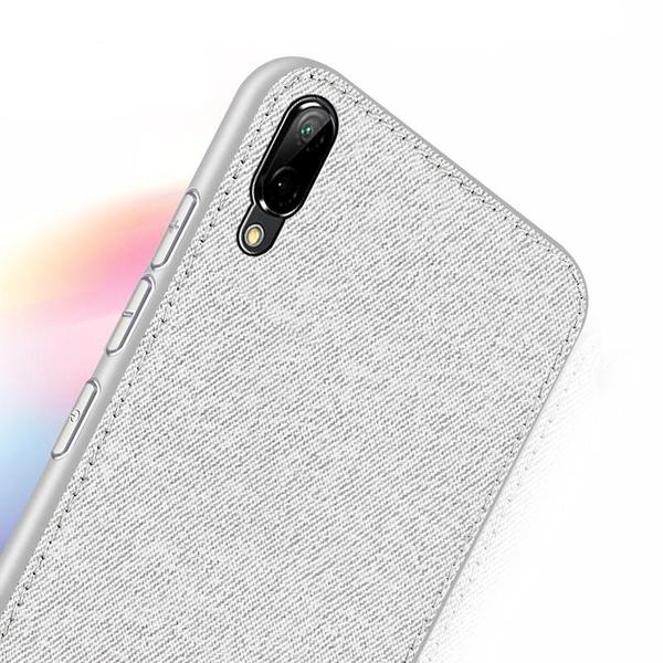 Fabric magnetic case for Huawei