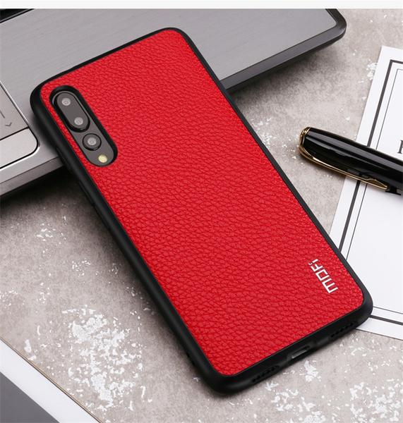 ABS-LEATHER hybrid case for Huawei