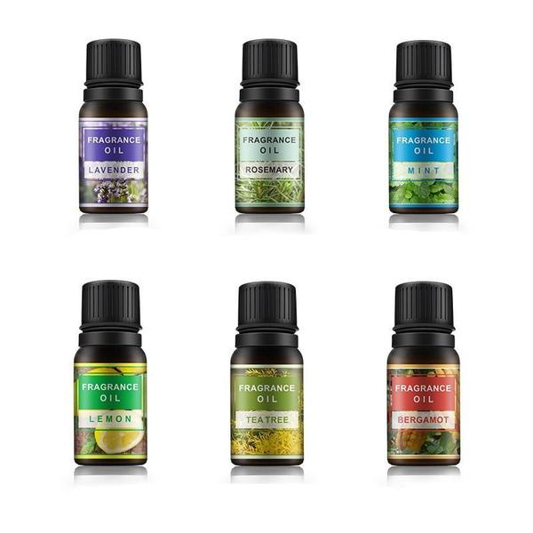 6 essential oil set for scent diffuser