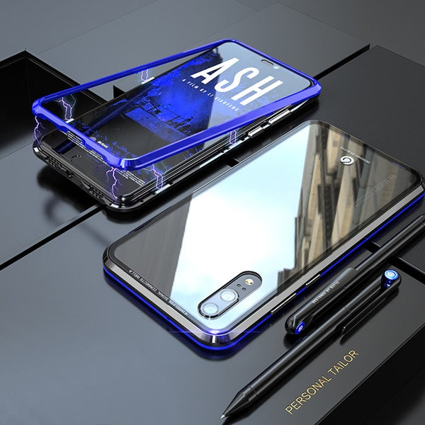 Kalamita™️ - magnetic absorbance chrome case for Huawei