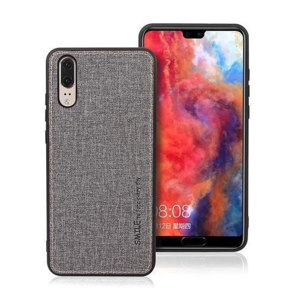 Fabric case + ABS for Huawei