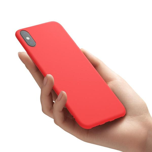 Liquid touch case for iPhone