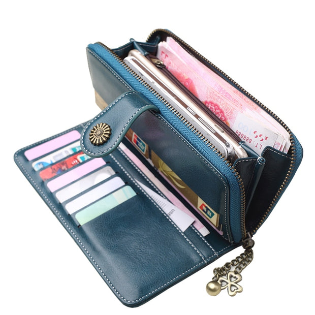 Carteras® long wallet for women