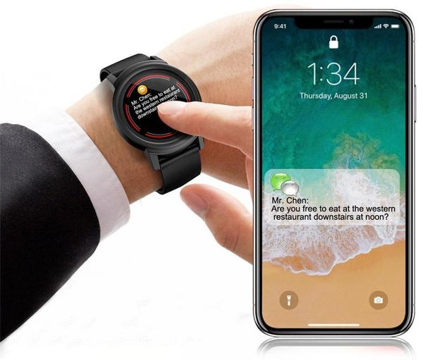 Greentiger DK02® - Smartwatch for iPhone