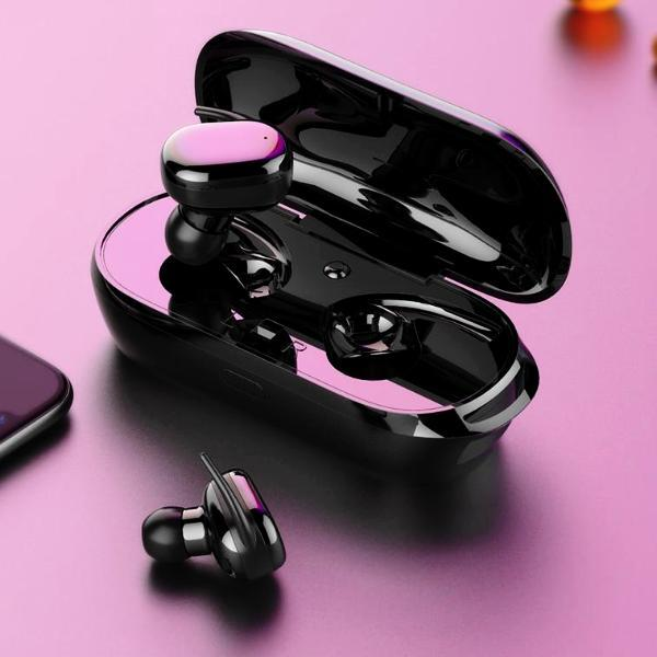 Earbuds X earphones with charging box