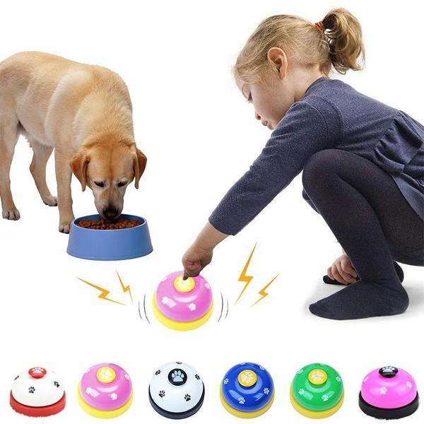 Ringbell® - funny educational buzzer for cats and dogs
