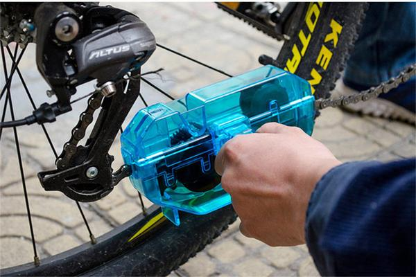 Bike chain clean kit (prolongs chain life)
