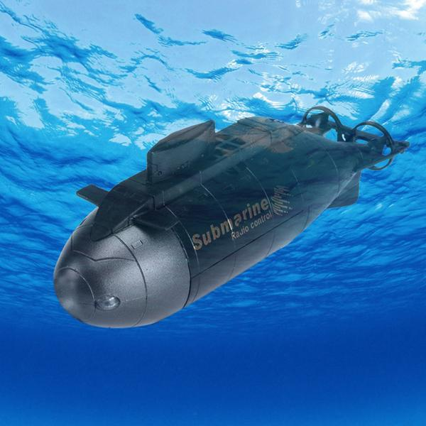 Submarine RC® - Mini Toy Submarine with 40 MHz transmitter