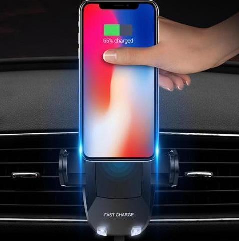Car Support – Wireless Charger for iPhone 8/8+/X