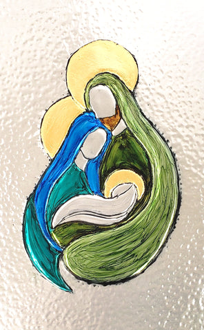 Christmas Card 2019 - Holy Family