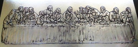 SOLD Last Supper #2