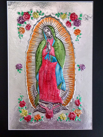 SOLD Our Lady of Guadalupe-Prvt