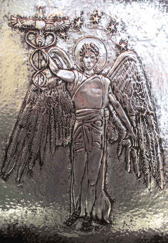 SOLD Saint Raphael, the Archangel
