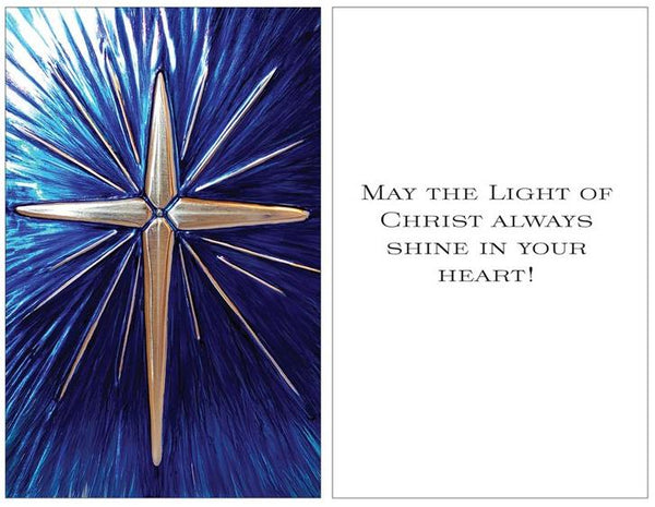 SOLD 2018 Christmas Card - A Star of Bethlehem