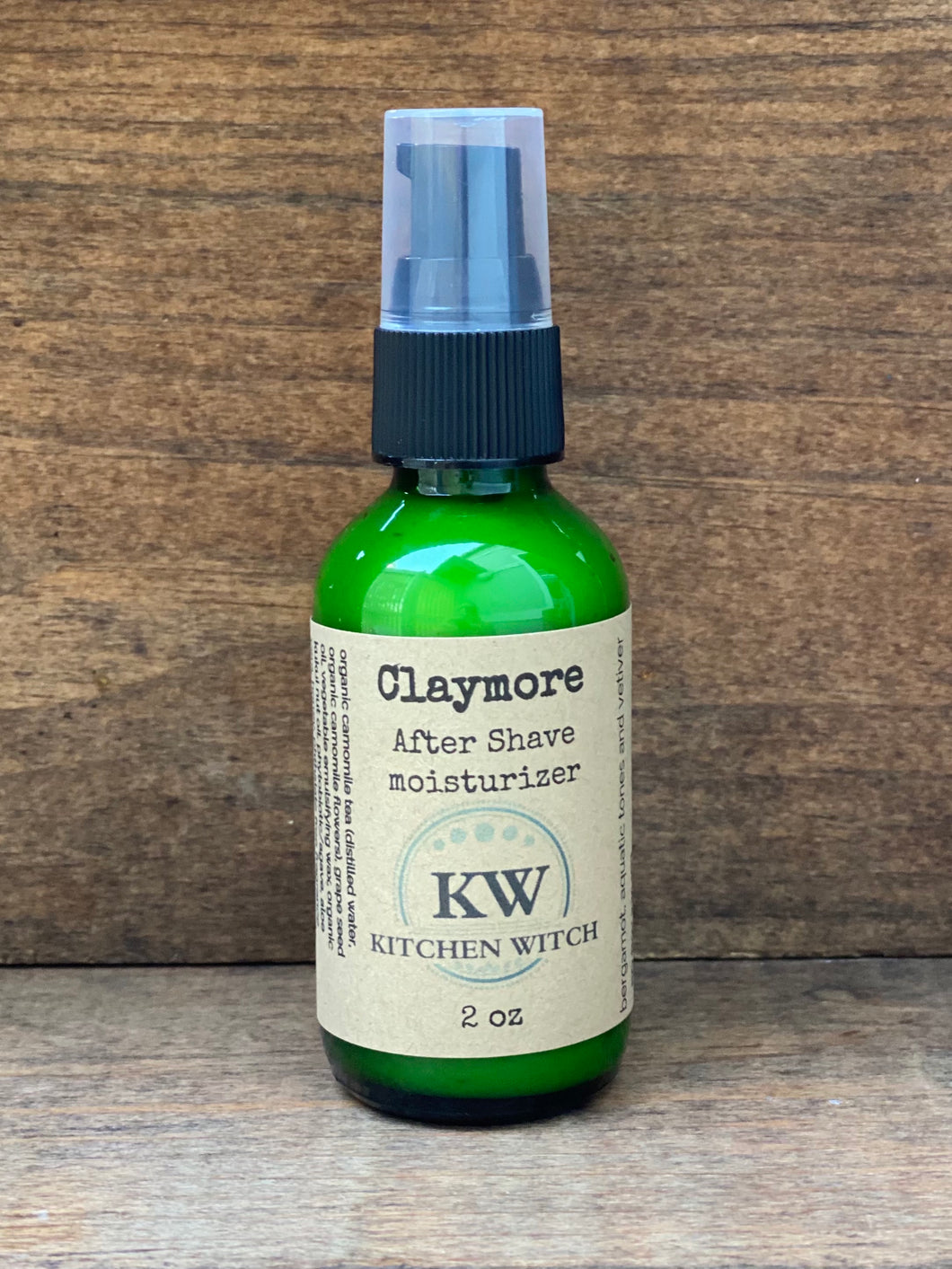After Shave Moisturizer with hyaluronic acid