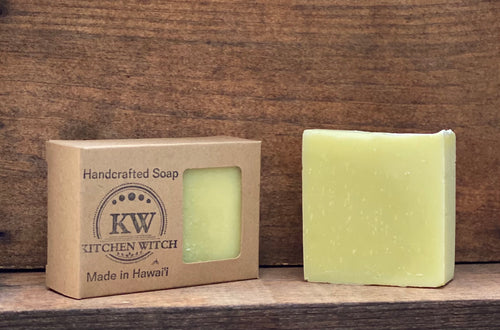 Clean Bar Soap (Eucalyptus, Tea Tree, Lavender)