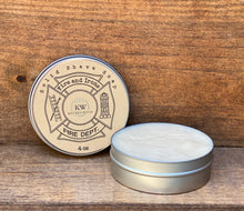 Fire and Irons Solid Shave Soap