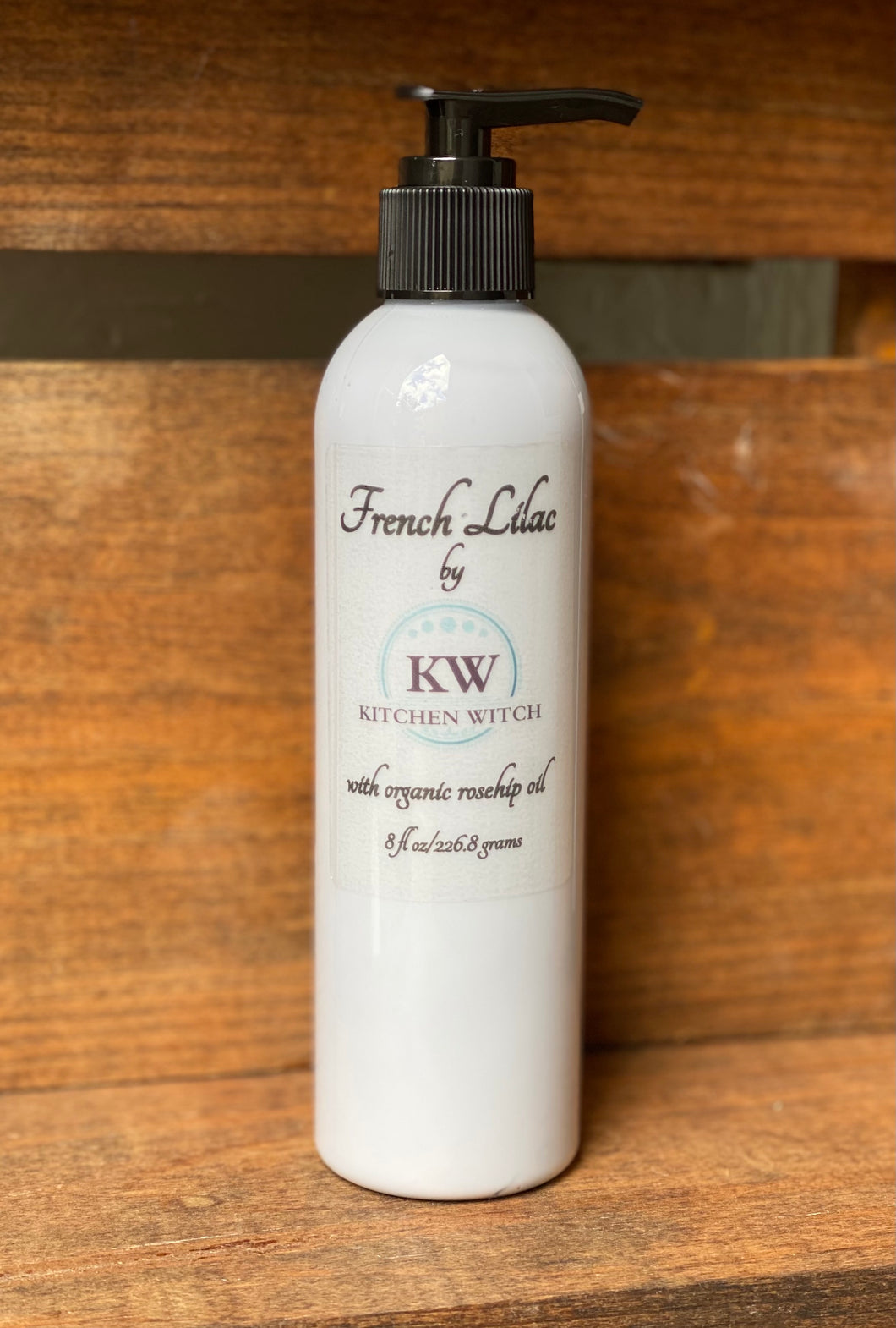 French Lilac hand and body lotion