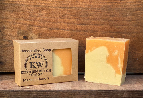 California Dreamin' Bar Soap