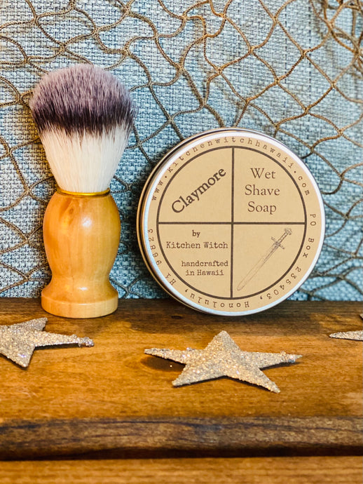Claymore Wet Shave Set