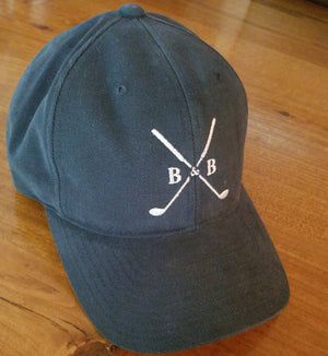 Cross Clubs Classic Hat - Barbells & Birdies