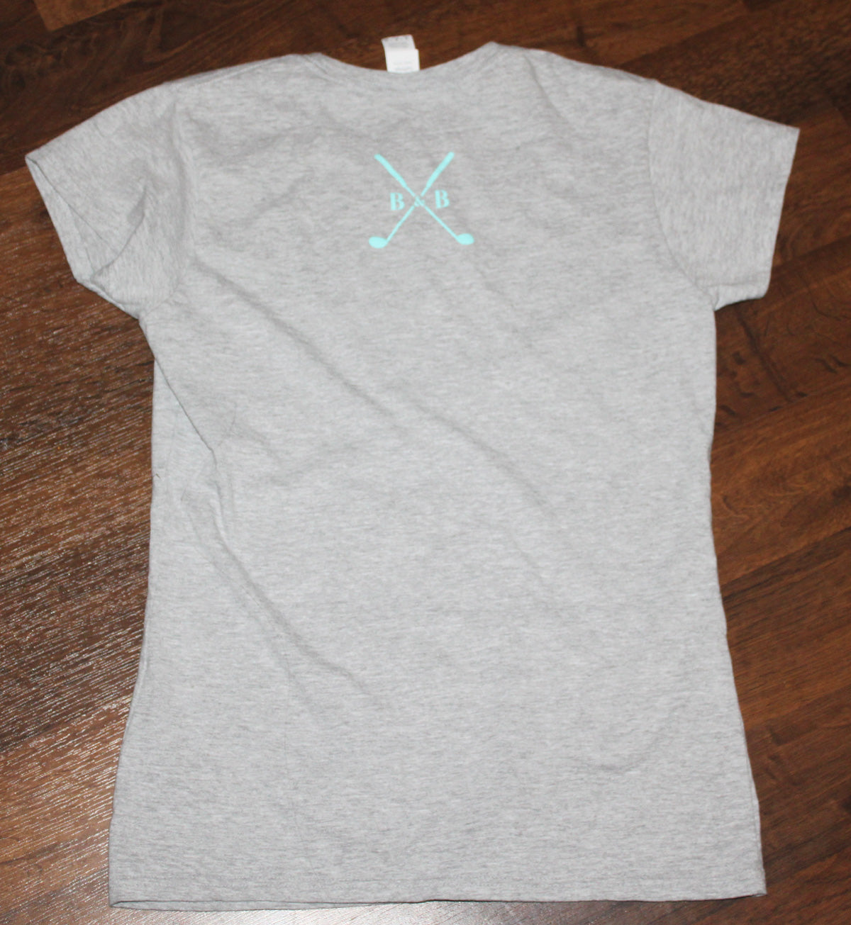 Ladies' Signature Tee - Barbells & Birdies
